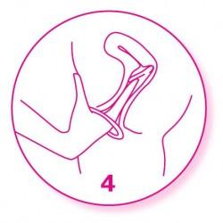 étape 4 fémidom