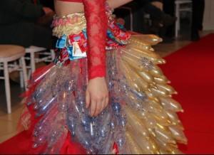robe en préservatif